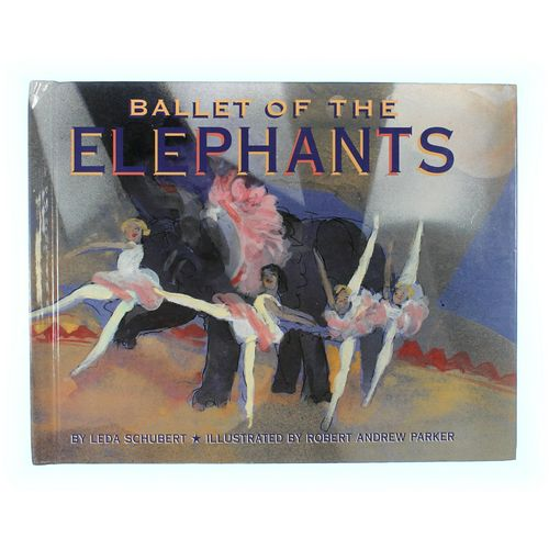 Book: Ballet Of The Elephants at up to 95% Off - Swap.com