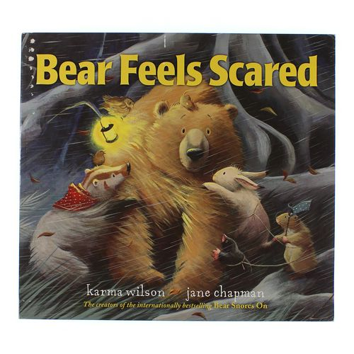 Book: Bear Feels Scared at up to 95% Off - Swap.com