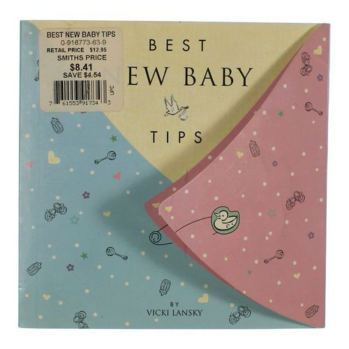 Book: Best New Baby Tips at up to 95% Off - Swap.com