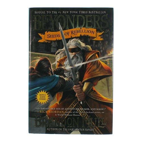 Book: Beyonders Seeds of Rebellion at up to 95% Off - Swap.com