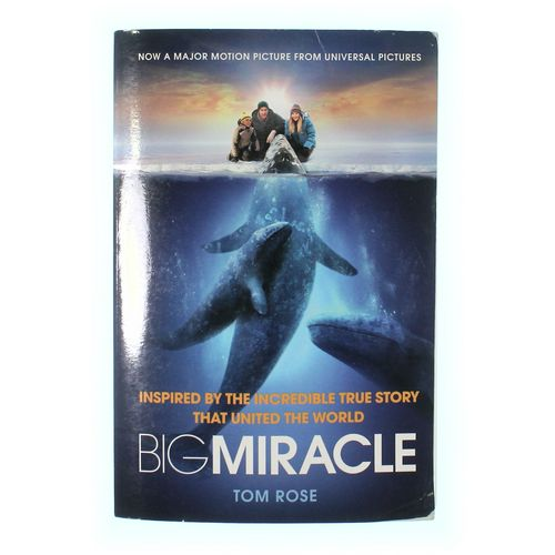 Book: Big Miracle at up to 95% Off - Swap.com