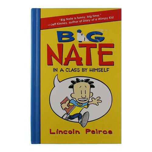 Book: Big Nate in a Class By Himself at up to 95% Off - Swap.com