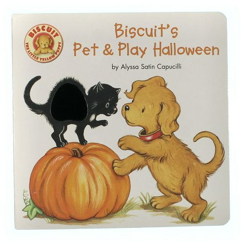Book: Biscuit's Pet & Play Halloween at up to 95% Off - Swap.com