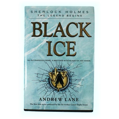 Book: Black Ice at up to 95% Off - Swap.com