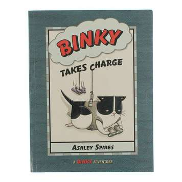 Book: Blinky Takes Charge for Sale on Swap.com