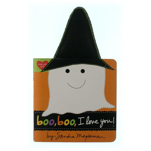 Book: Boo, Boo, I Love You! at up to 95% Off - Swap.com