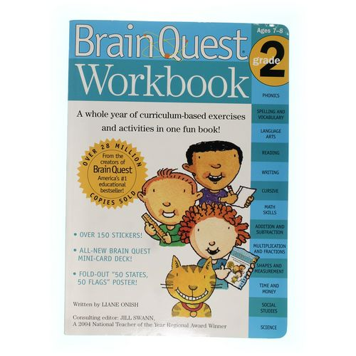 Book: Brain Quest Workbook at up to 95% Off - Swap.com