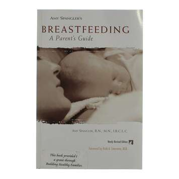 Book: Breastfeeding - A Parent's Guide for Sale on Swap.com