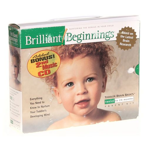 Book: Brilliant Beginnings at up to 95% Off - Swap.com