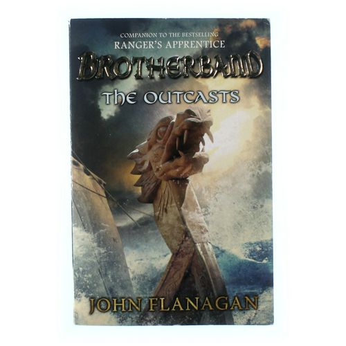 Book: Brotherband The Outcasts at up to 95% Off - Swap.com