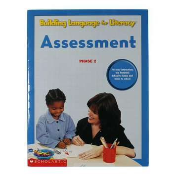 Book: Building Language for Literacy - Assessment for Sale on Swap.com
