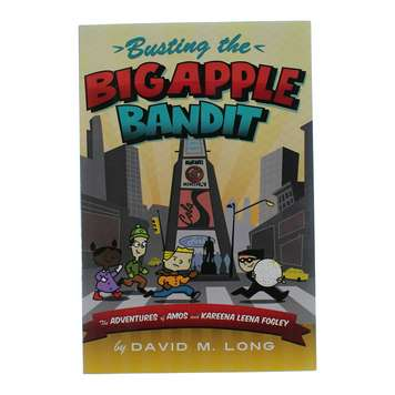 Book: Busting the Big Apple Bandit for Sale on Swap.com