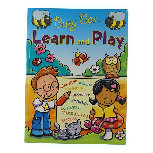 Book: Busy Bee.. Learn & Play at up to 95% Off - Swap.com