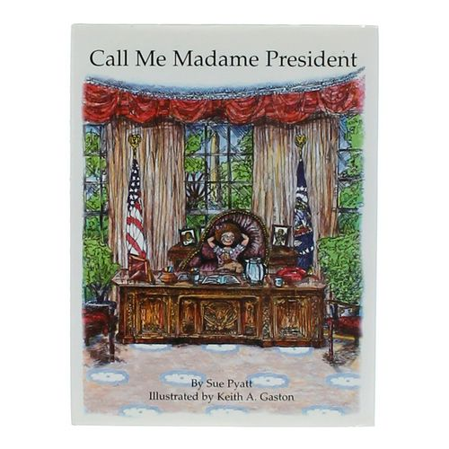 Book: Call Me Madame President at up to 95% Off - Swap.com