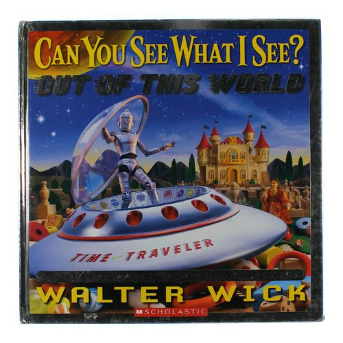 Book: Can You See What I See Out Of This World at up to 95% Off - Swap.com
