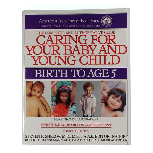 Book: Caring For Your Baby And Young Child Birth To Age 5 at up to 95% Off - Swap.com