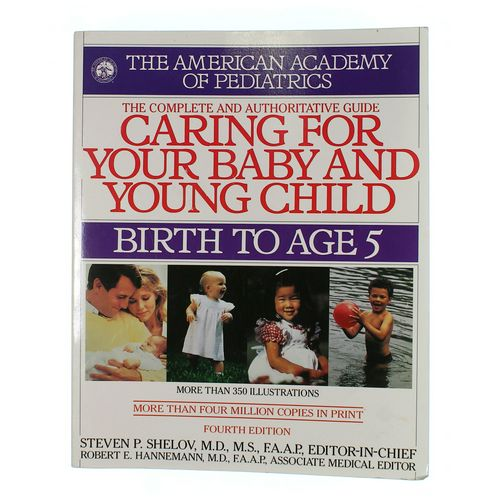 Book: Caring For Your Baby And Young Child at up to 95% Off - Swap.com