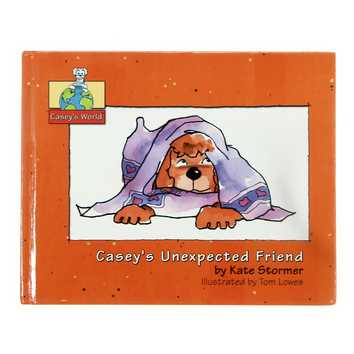 Book: Casey's Unexpected Friend for Sale on Swap.com