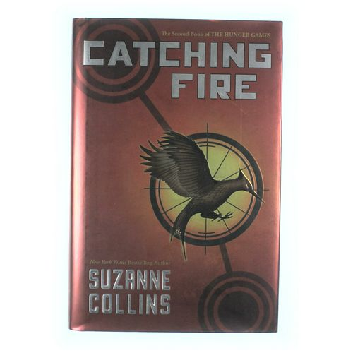 Book: Catching Fire at up to 95% Off - Swap.com