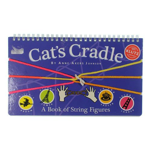 Book: Cats Cradle A Book Of String Figures at up to 95% Off - Swap.com