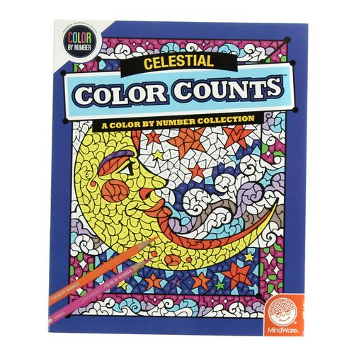 Book: Celestial Color Counts at up to 95% Off - Swap.com
