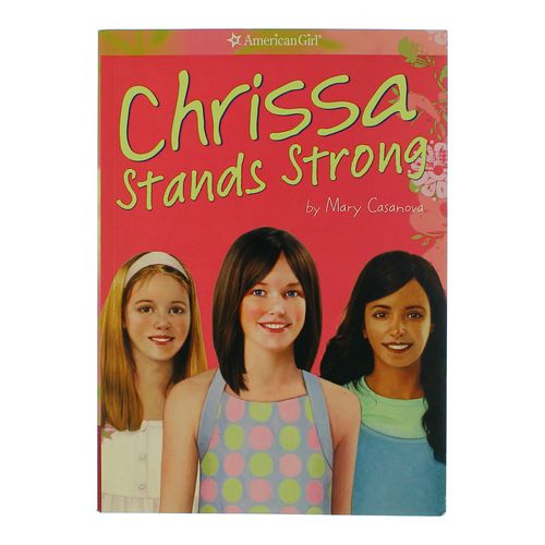 Book: Chrissa Stands Strong at up to 95% Off - Swap.com