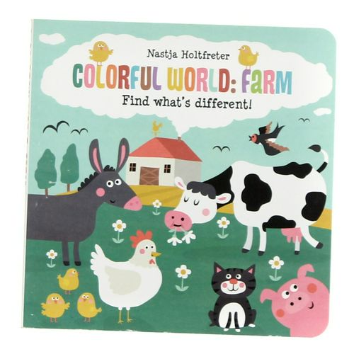 Book: Colorful World: Farm at up to 95% Off - Swap.com
