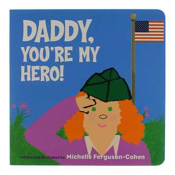 Book: Daddy, You're My Hero! for Sale on Swap.com