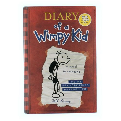 Book: Diary of a Wimpy Kid at up to 95% Off - Swap.com