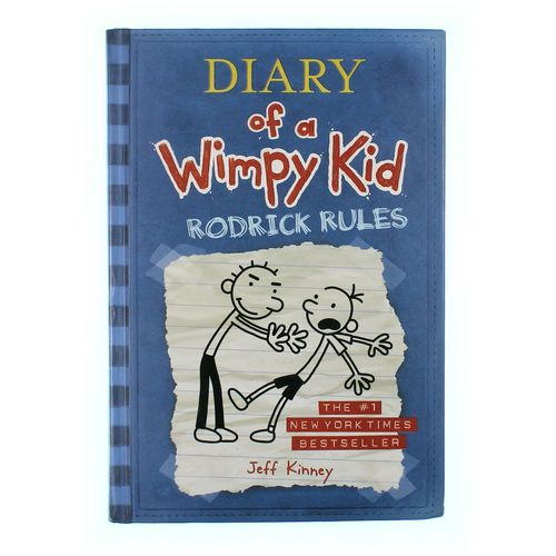 Book: Diary of a Wimpy Kid Rodrick Rules at up to 95% Off - Swap.com