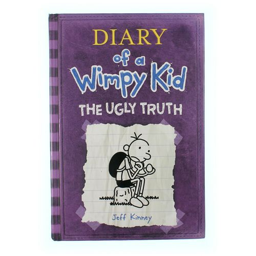 Book: Diary of a Wimpy Kid The Ugly Truth at up to 95% Off - Swap.com