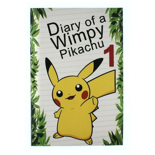 Book: Diary of A Wimpy Pikachu at up to 95% Off - Swap.com