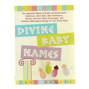 Book: Divine Baby Names for Sale on Swap.com