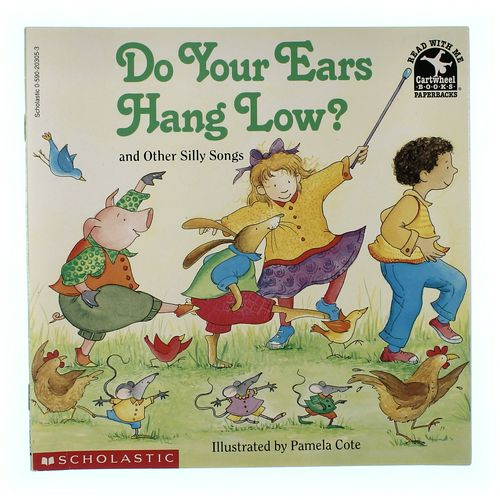Book: Do Your Ears Hang Low? at up to 95% Off - Swap.com
