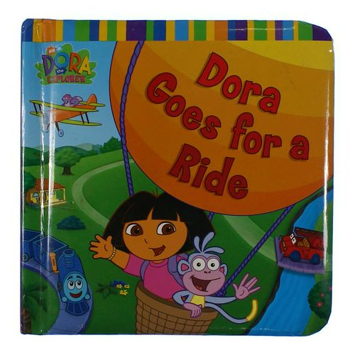 Book: Dora Goes For A Ride at up to 95% Off - Swap.com