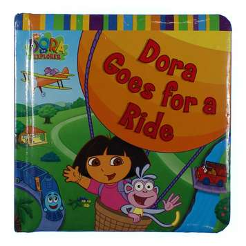 Book: Dora Goes For a Ride for Sale on Swap.com