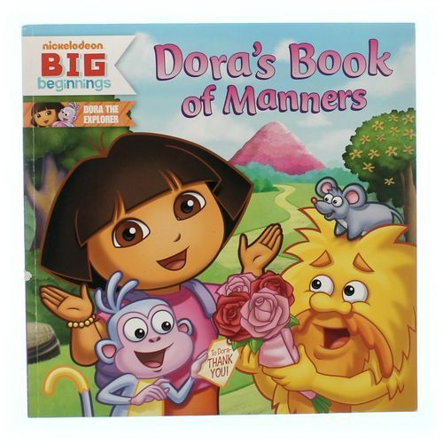Book: Dora's Book of Manners at up to 95% Off - Swap.com