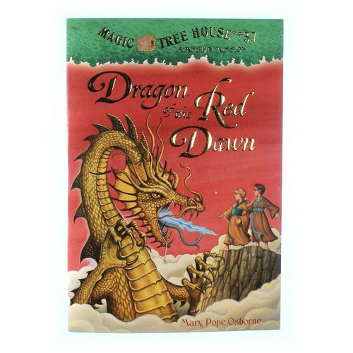 Book: Dragon Of The Red Dawn at up to 95% Off - Swap.com