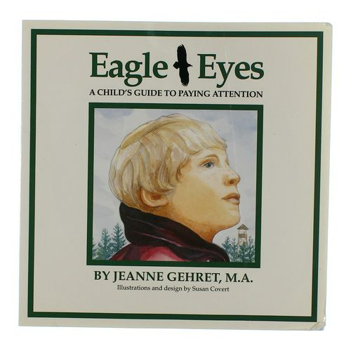 Book: Eagle Eyes at up to 95% Off - Swap.com