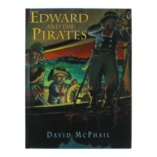 Book: Edward And The Pirates at up to 95% Off - Swap.com