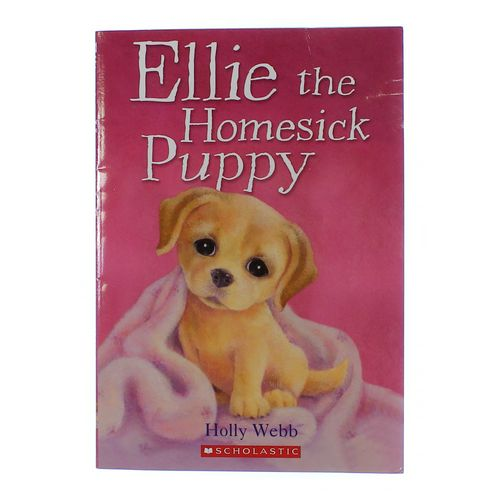 Book: Ellie The Homesick Puppy at up to 95% Off - Swap.com