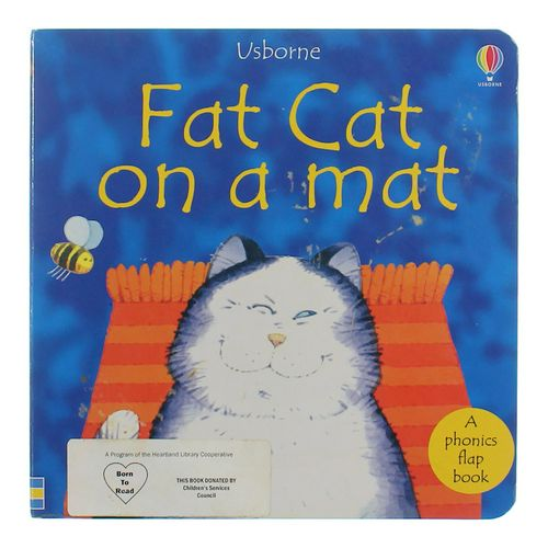 Book: Fat Cat on a Mat at up to 95% Off - Swap.com