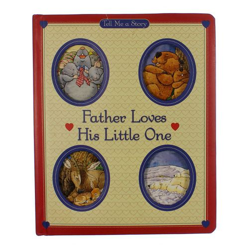 Book: Father Loves His Little One at up to 95% Off - Swap.com