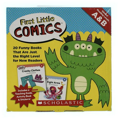 Book: First Little Comics at up to 95% Off - Swap.com