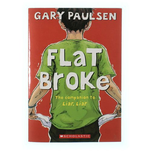 Book: Flat Broke at up to 95% Off - Swap.com