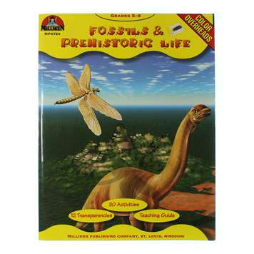 Book: Fossils and Prehistoric Life for Sale on Swap.com