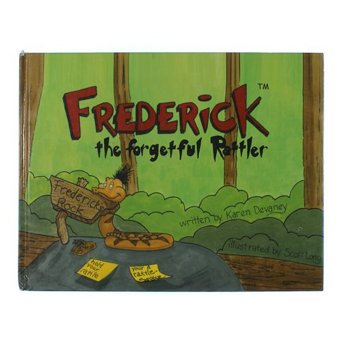 Book: Frederick the Forgetful Rattler at up to 95% Off - Swap.com