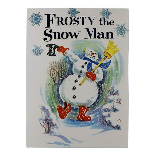 Book: Frosty the Snowman at up to 95% Off - Swap.com
