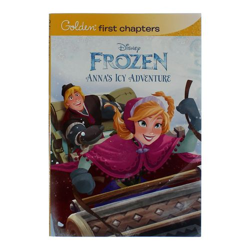 Book: Frozen, Anna's Icy Adventure at up to 95% Off - Swap.com