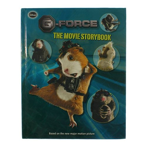 Book: G-Force The Movie Storybook at up to 95% Off - Swap.com